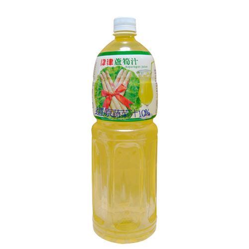 津津蘆筍汁1500ml【愛買】