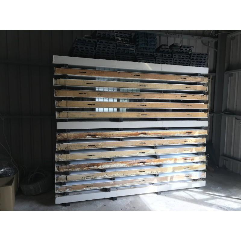((傑昇嚴選))五坪八成新拼裝冷凍庫.含機組7.5馬.可做急速降溫或保存用冷凍冰箱.原價320000.