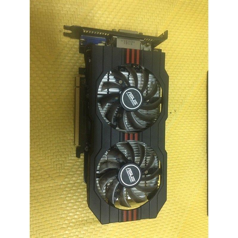 ASUS 華碩 GTX 750Ti 2G 需6pin供電