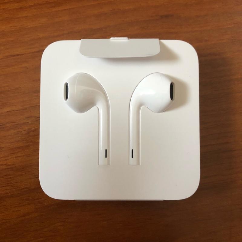 Apple 蘋果 原廠耳機 (Lightning 接頭)