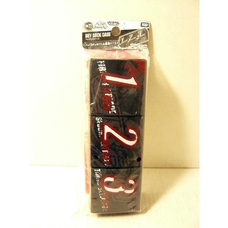 Peggy6693玩具商舖∼正版戰鬥陀螺之戰鬥陀螺鋼鐵奇兵(BB-77) 3對3 收納盒∼特價中