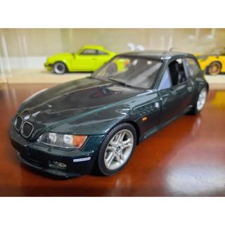 1:18 UT models BMW Z3 Coupe 金屬模型車 autoart可參考 1/ 18 高雄市