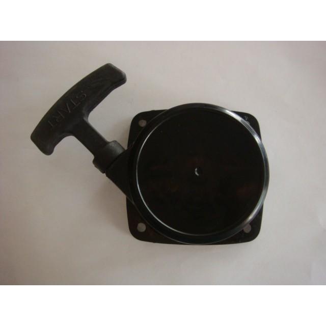 baoji1♥農用機動PW器彌霧打yao機啟動器拉盤2沖程野外照明機發電機拉盤