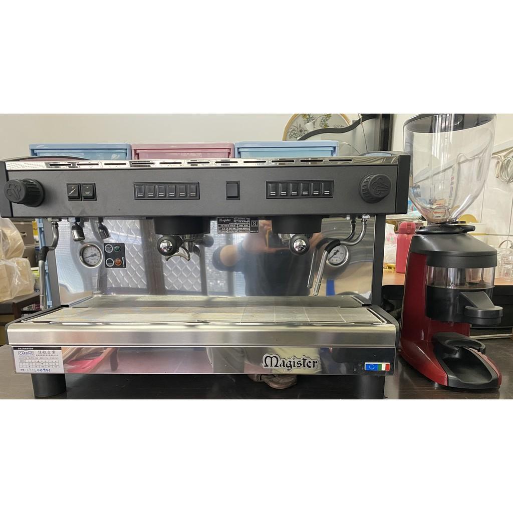 二手咖啡機義大利 Magister ES100  營業用(含磨豆機)