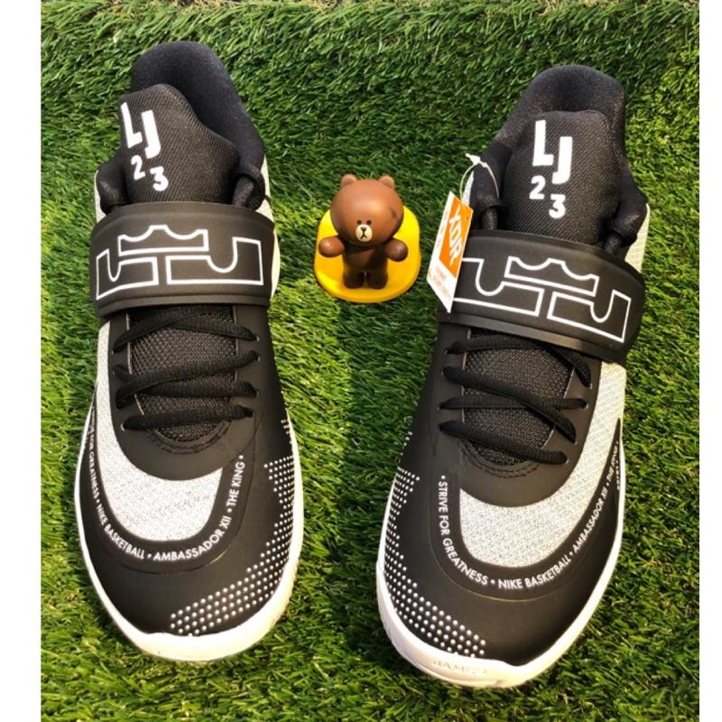 [喬比熊]Nike LeBron Ambassador XII 男生籃球鞋(BQ5436)