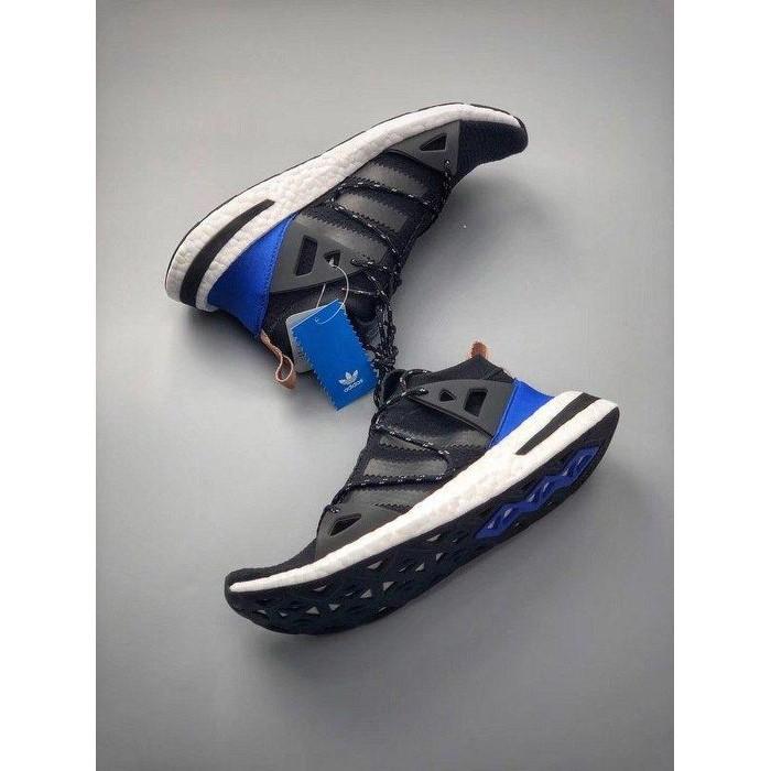 正品*ADIDAS ORIGINALS ARKYN 黑藍 Boost底 芭蕾舞鞋 CQ2749