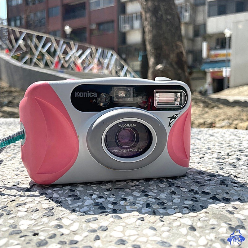 Konica mermaid big mini 水下相機