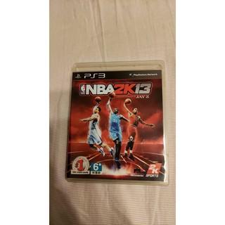 PS3 二手遊戲 NBA  2K13 英文版 桃園市