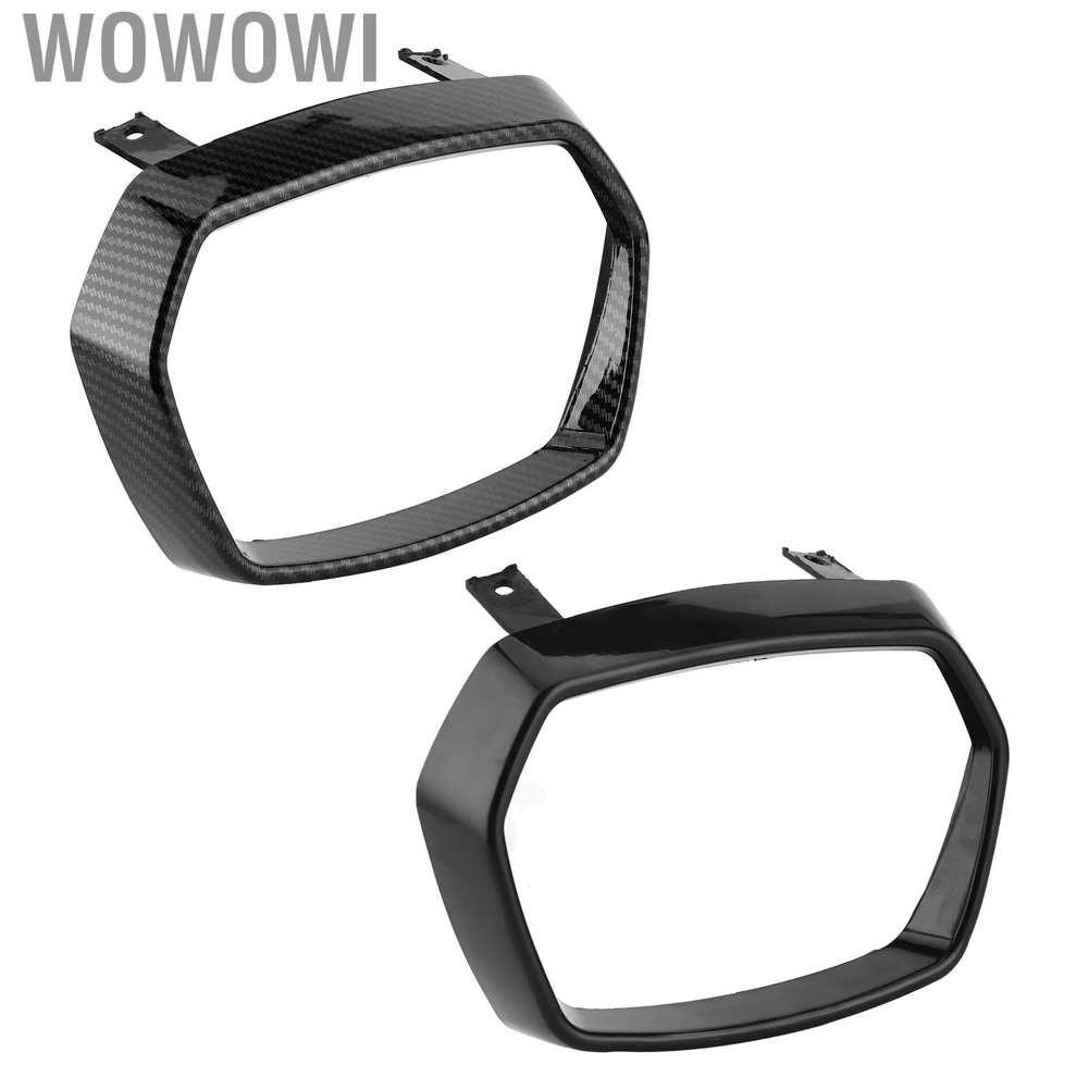 Wowowi Abs 大燈保護蓋擋板保護適合 Vespa Sprint 125 / 150 2017-2020