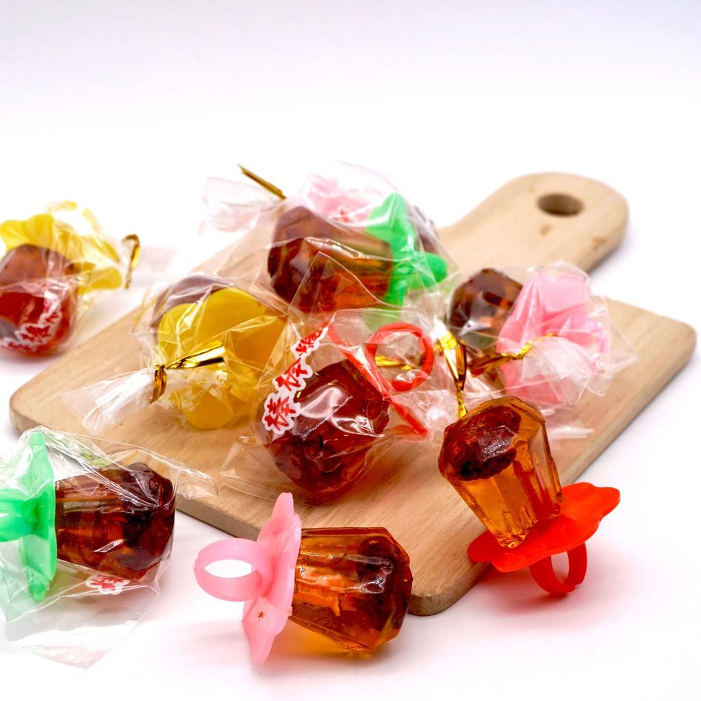 【嘴甜甜】奶嘴糖 200公克 包裝糖果系列 古早味 純素