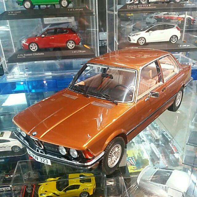 吉華科技@MINICHAMPS BMW 3 Series (E21) 1978 1/18