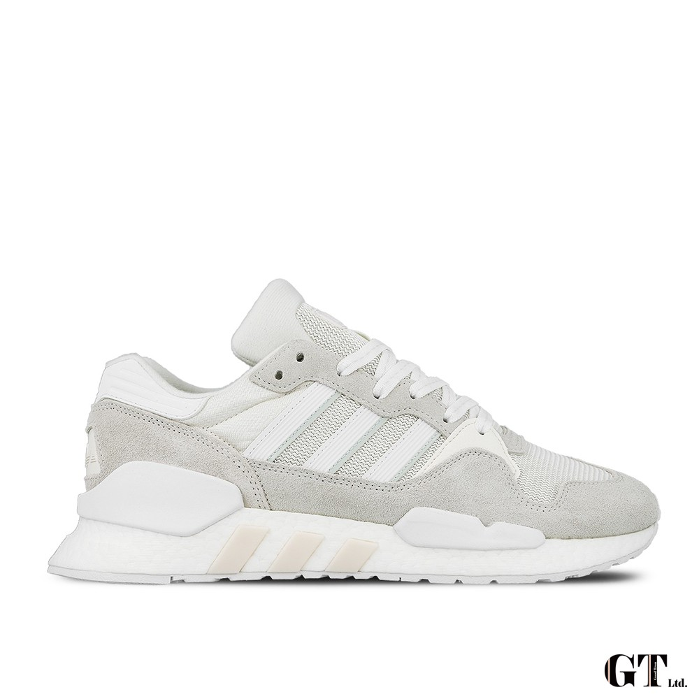 02142ecf8 代購 Adidas Originals ZX930 x EQT 灰白男鞋低筒輕量運動鞋G27831 ...