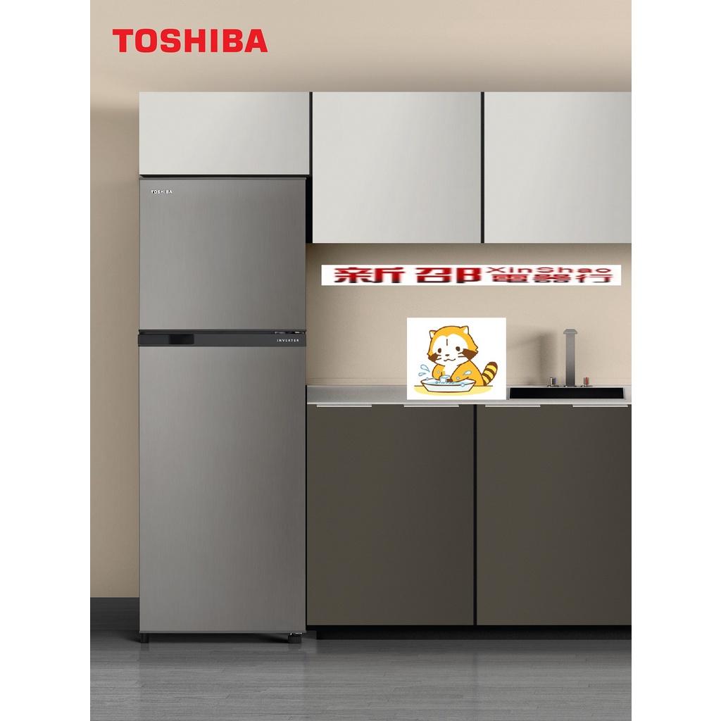 *~新家電錧~*【TOSHIBA東芝】[ GR-A25TS(S) ] 192L 變頻2門電冰箱【實體店面】