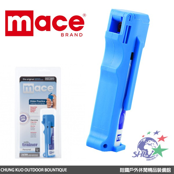 Mace 梅西防身噴霧器 - 膠狀噴射大量型 / 80270 【詮國】