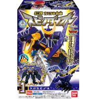 (現貨)日版盒玩獸電戰隊合體系列第五彈單獸1+2號盒