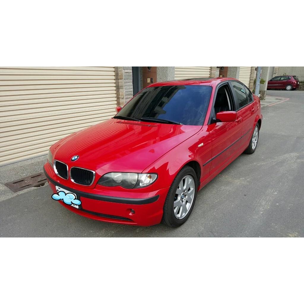 2002 BMW 318 《FB請搜尋 : 小文優豆中古車》