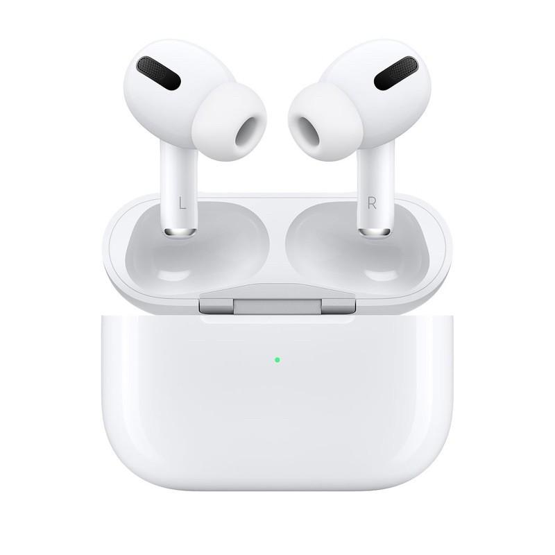 (已售完)送保護套!全新未拆台灣公司貨 AirPods Pro 無線降噪耳機 配備無線充電盒 非水貨與港版