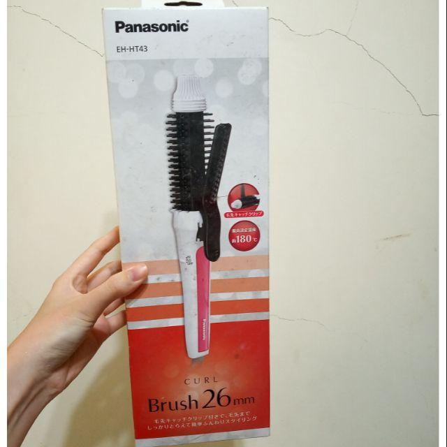 全新 Panasonic 國際牌 EH-HT43 捲髮夾 燙髮夾 電棒捲 電棒 26mm