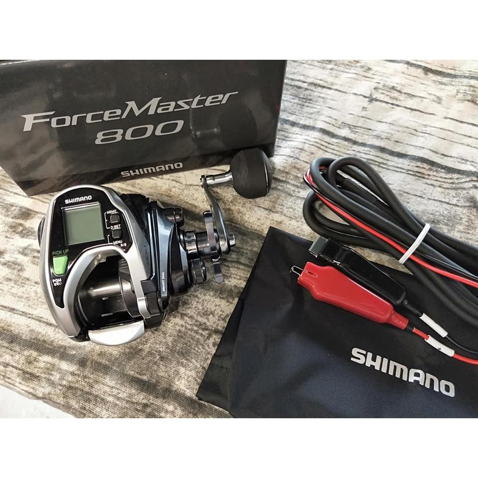 SHIMANO ForceMaster 800 電動捲線器