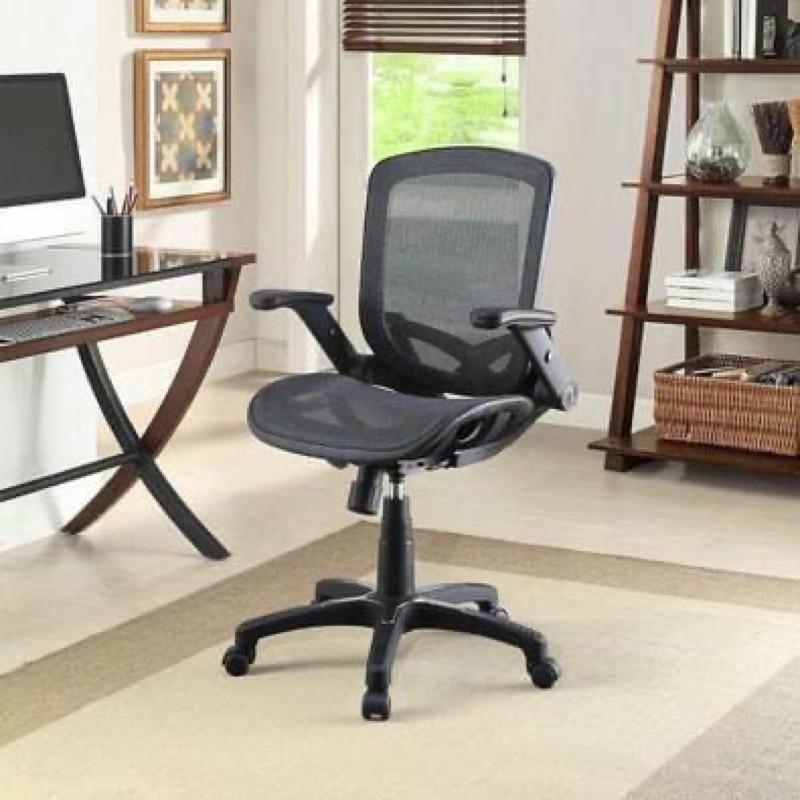 好市多 BAYSIDE 網狀透氣辦公椅 網狀辦公椅 電腦椅 辦公椅 (#991079)