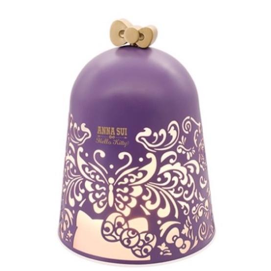 Anna Sui & Sandip聯名氣氛夜燈(魔幻紫款)聯名限量款