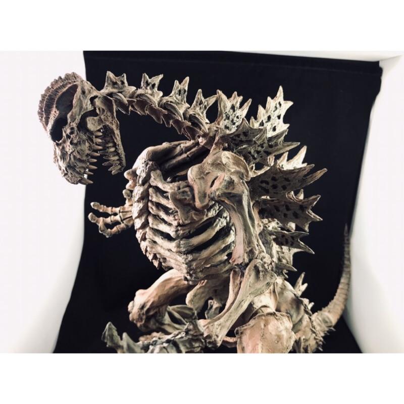 WF2016 竹谷隆之 哥吉拉 骨骼 骨架 骨骸 GK 模型 完成品 雕像 非 sideshow shm x-plus