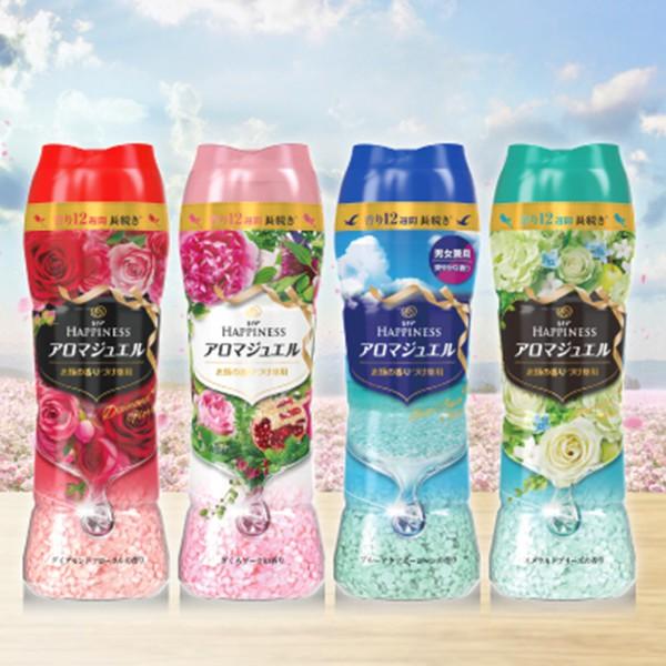 『小蔡好康-台中現貨』日本 P&G 香氛香香豆 衣物芳香顆粒 好用 推廌