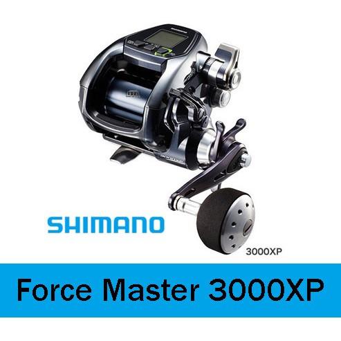 ☆~釣具達人~☆ SHIMANO FORCE MASTER 3000XP 電動捲線器 03704