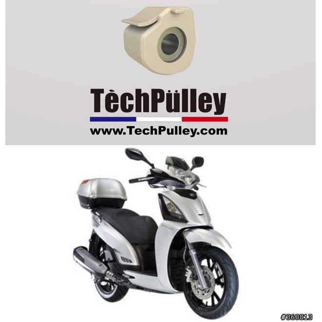 TechPulley Flying Roller  KYMCO Shadow300專用普利珠05249F