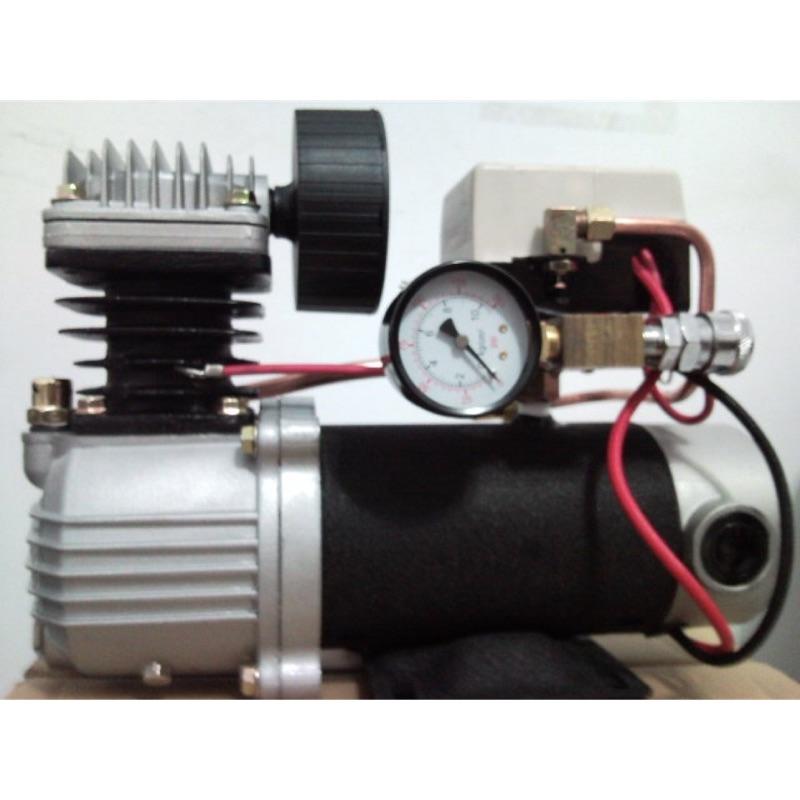 車用空壓機 直流空壓機 DC空壓機 12V空壓機 空壓喇叭