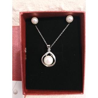 現貨-超取免運  大東山珠寶10mm南洋貝寶珠項鍊耳環8mm(針式)-(整組)-附保證書 新北市