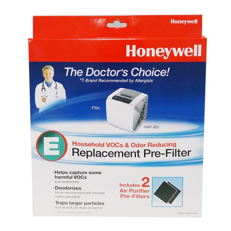 【Honeywell 漢尼威爾 】HRF-E2-AP CZ除臭濾網