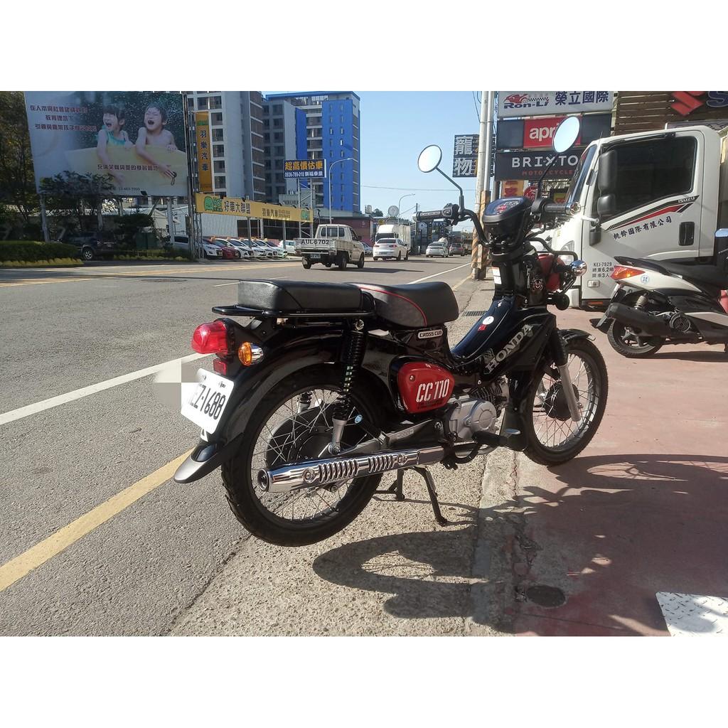 (榮立阿舟進口摩托車專賣) 2021年 HONDA 新版日規 CROSS CUB 110(CC110 、熊本熊)