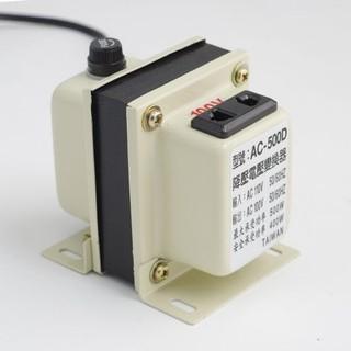 日本電器專用110V降100V 500W降壓器 AC-500D 變壓器 【SV4477】快樂生活網 新北市
