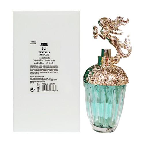 Anna Sui美人魚香水75ml-TESTER