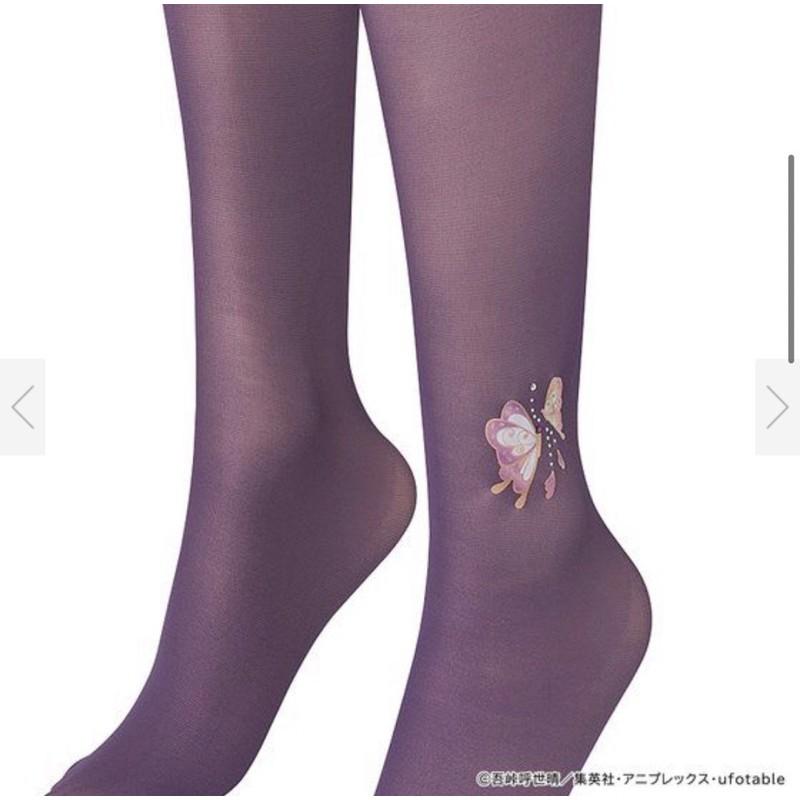 🇯🇵ANNA SUI x 鬼滅之刃 預購商品。彌豆子🎀胡蝶忍🦋 數量有限!項鍊、襪子、衣服、耳環