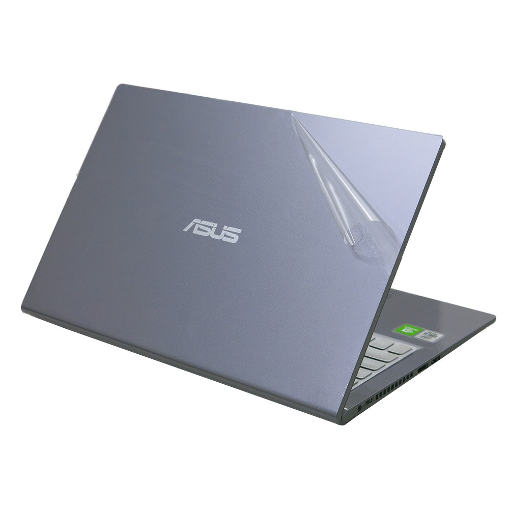 【Ezstick】ASUS X515 X515JF 二代透氣機身保護貼(含上蓋貼、鍵盤週圍貼) DIY 包膜