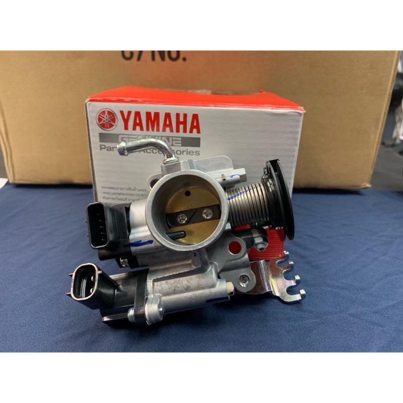 R15 V3 YAMAHA 原廠零件 節流閥總成  進氣零件