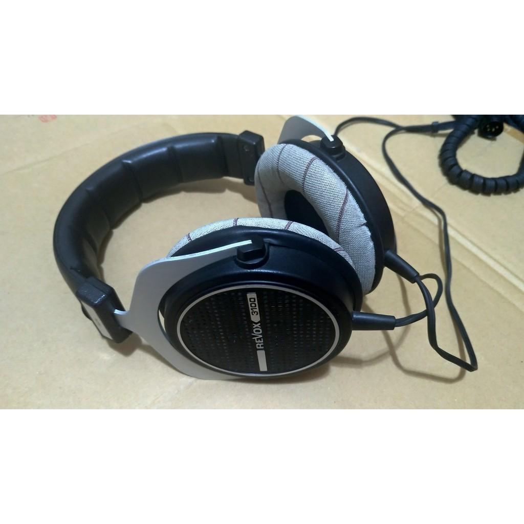 Revox RH-3100 耳罩式耳機 (關聯 beyerdynamic 拜耳)
