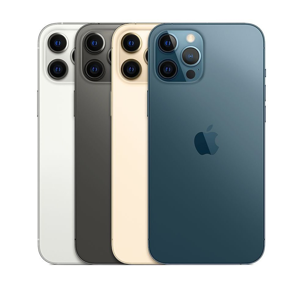 Apple iPhone 12 Pro 128/256G  6.1吋  (石墨/銀/金/藍)五月限搶折價卷 滿三萬折兩千