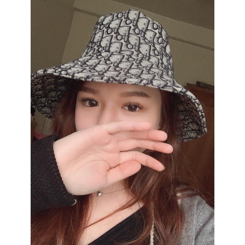 翻玩Dior漁夫帽~