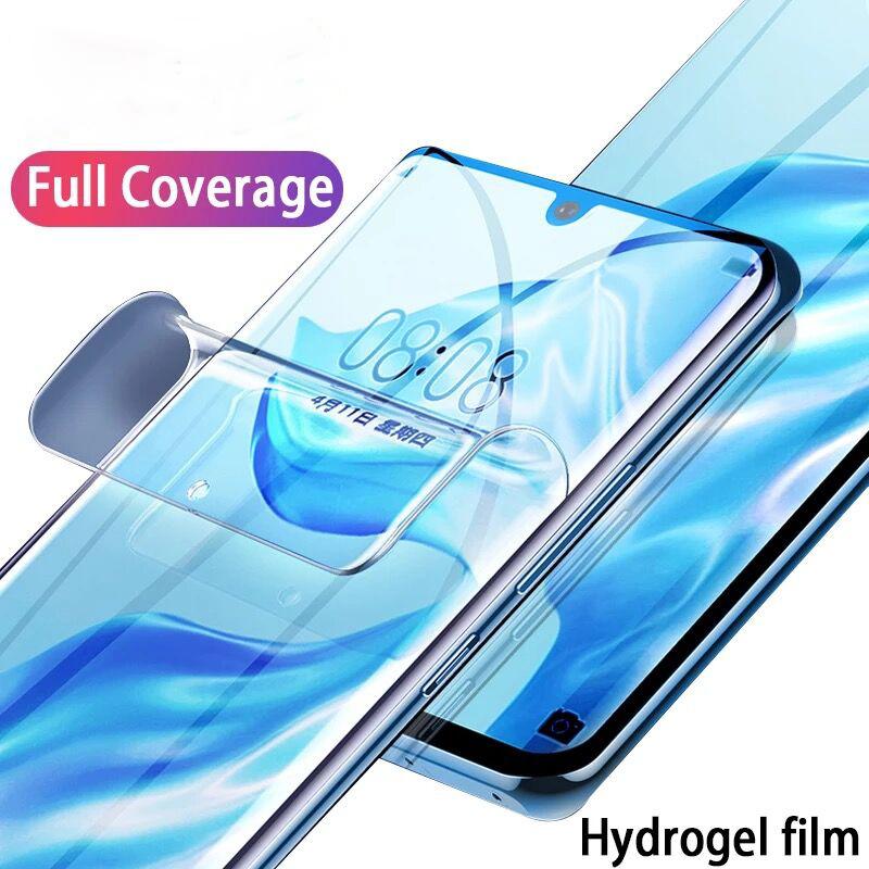 全屏保護膜 LG G8 G8X G7 ThinQ G6 G5 LG G7 One Fit 水凝膠納米膜