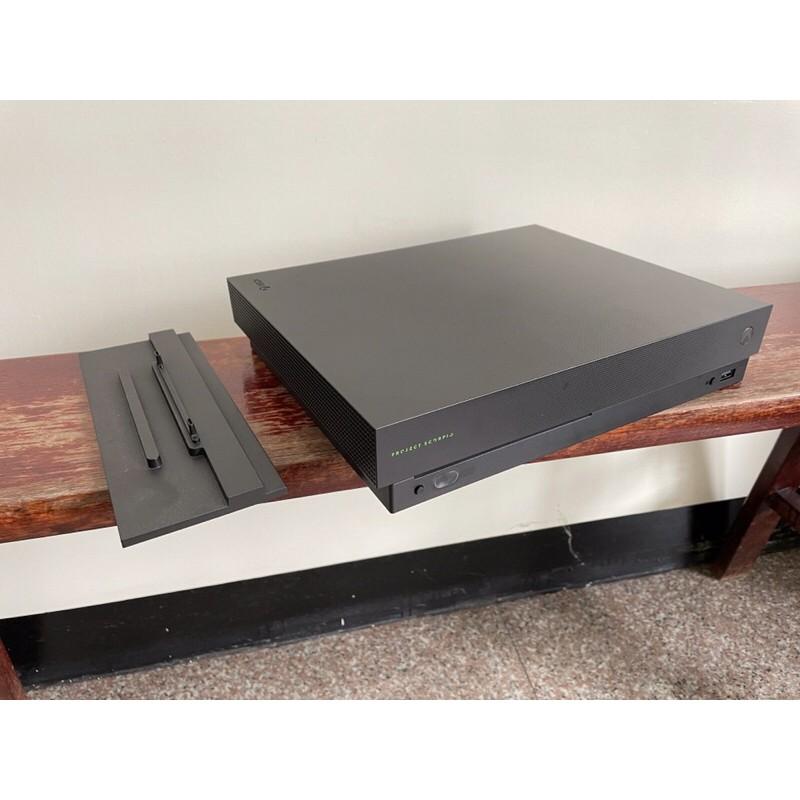 二手 Xbox one x 天蠍限量主機 1T 1TB
