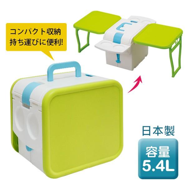 日本 IMOTANI 迷你變形冰桶 5.4L PFW-31 冰桶/保冷/保溫/冷藏箱/保溫箱/冰箱/保鮮