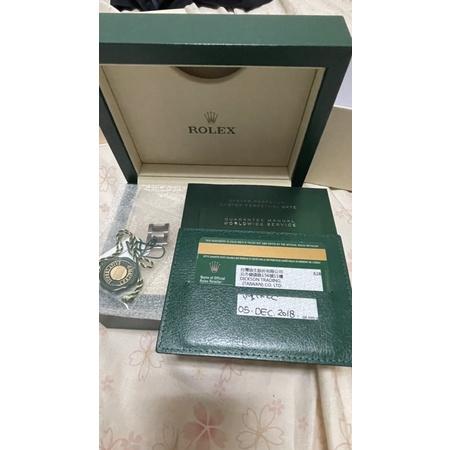 Rolex op date 115200 藍面