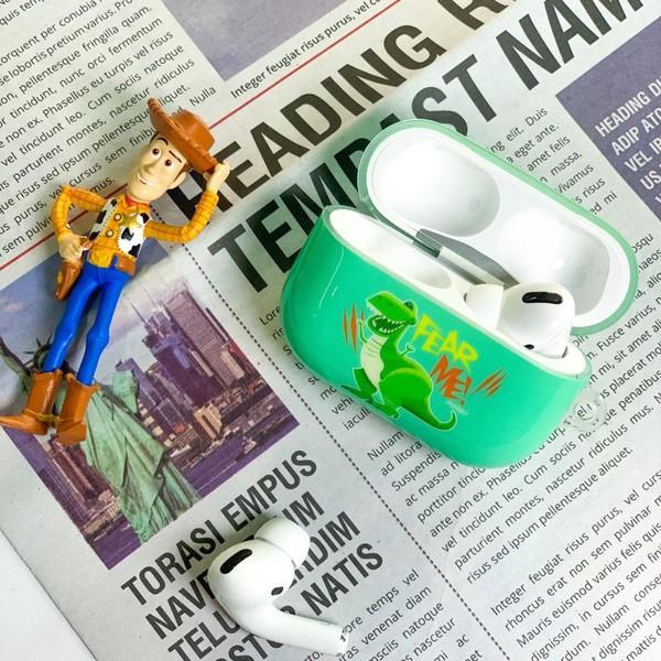 【Hong Man】迪士尼系列 Airpods Pro耳機保護套 抱抱龍
