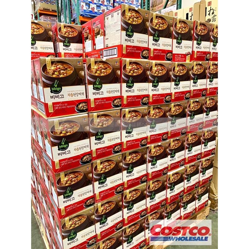 [COSTCO好市多代購]防疫在家烹調最佳首選👍🏻撕開微博即可食用 單包販售 韓式牛腩大醬湯