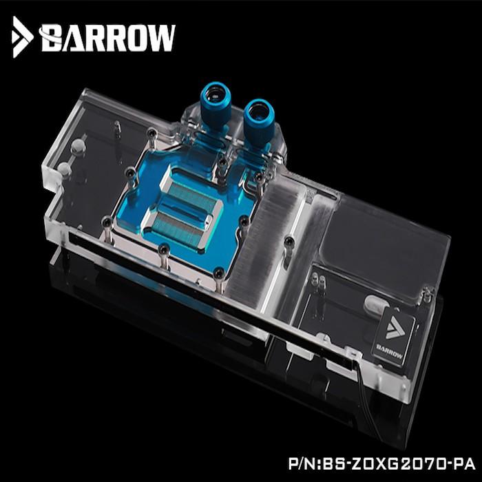 適用於Zotac RTX2070-8GD6 X-Gaming OC G3的Barrow BS-ZOXG2070-PA L