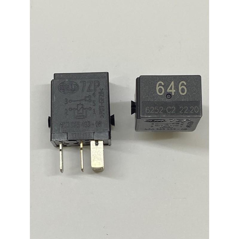 福斯 646號繼電器 4RD 965 453-08 福斯4H0 951 253 C