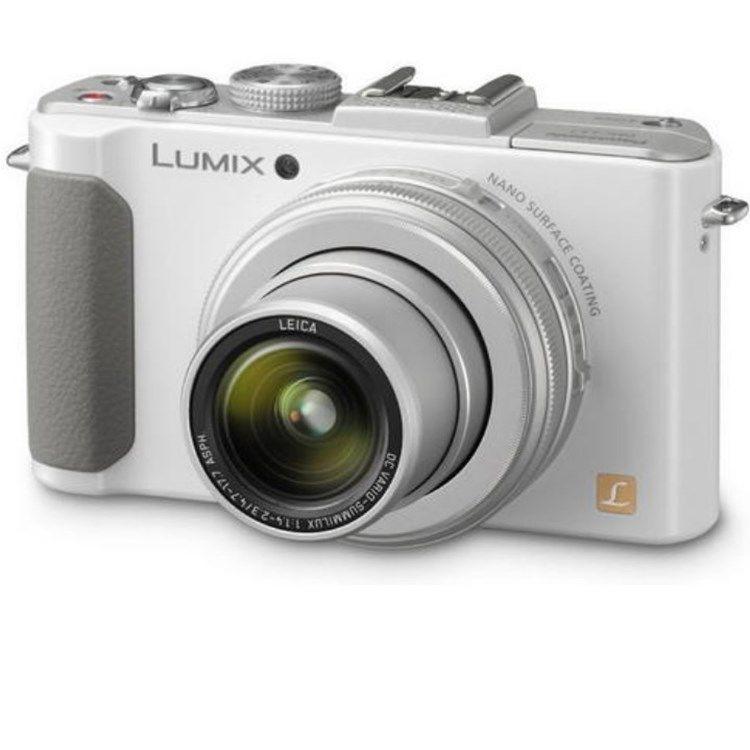 【數碼相機】CCD松下LX5GK LX7 LX10數碼相機大光圈徠卡鏡頭專業微距卡片機